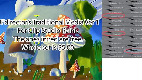 DF's Traditional Media ver 1 (CSP)