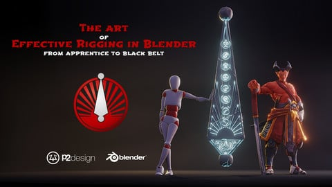 The art of effective rigging in Blender