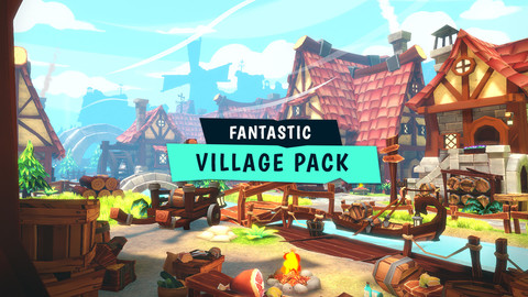 FANTASTIC - Village Pack