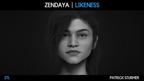 Zendaya Likeness