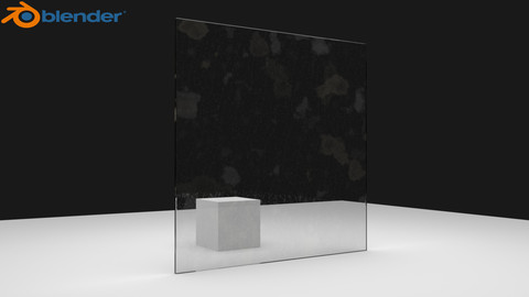 PGM Shader; Grimey or Weathered Glass