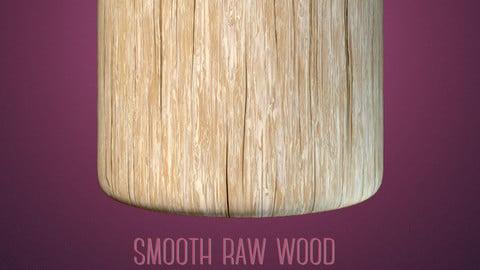 Raw Wood and Bark [SBS + SBSAR]