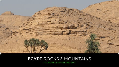 Egypt - Rocks & Mountains