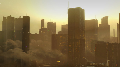Procedural Cityscapes in Blender