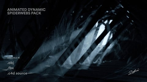 Dynamic Spiderwebs Pack