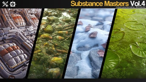 Substance Masters Vol.4