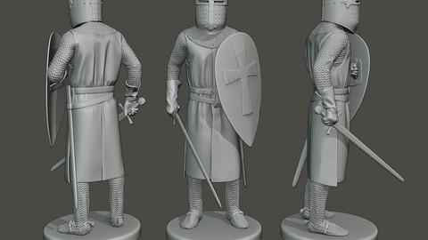 Knight Templar Stand2 T1