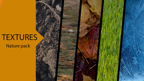 Natuer pack textures
