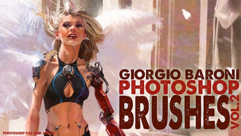 Giorgio Baroni - Photoshop brushes vol.2