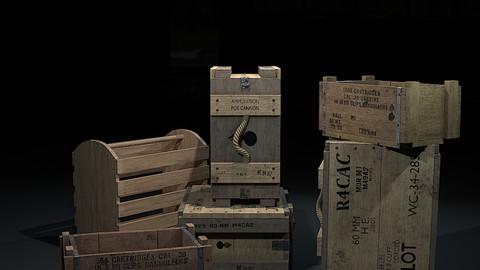 WW2-Crate Pack