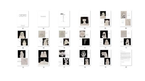 Startober x Inktober Artbook 2019