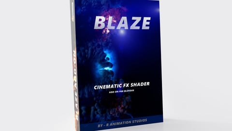 Blaze Add-on For Blender
