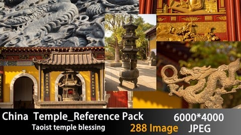 China Temple_Reference Pack