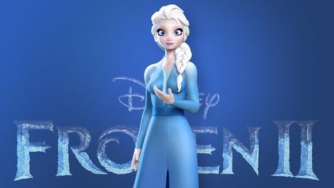 Elsa - Frozen 2 (Fanart)