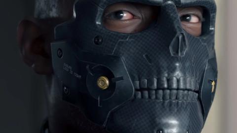 Diehardman mask for 3d printing