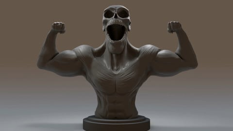 Skeleton Fitness V1.0