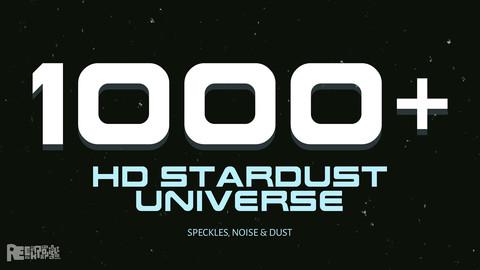 1000+ Stardust Universe