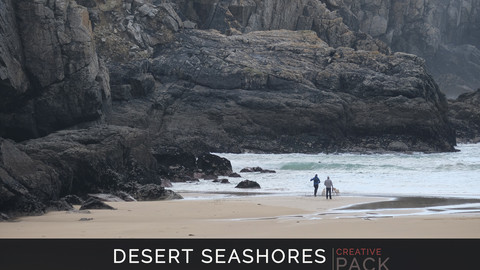 Desert Seashores CREATIVE PACK