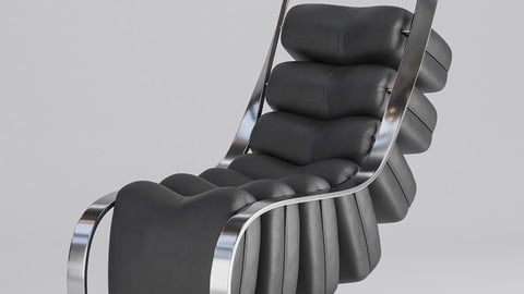 Shair Chair 3D model