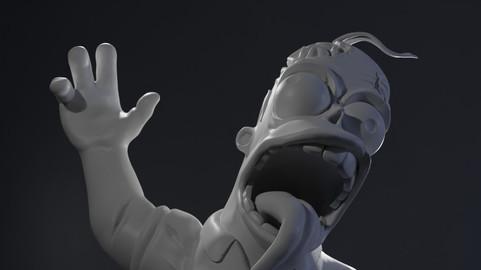 Zombie Homer V1.0