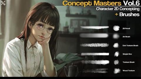 Concept Masters Vol.6