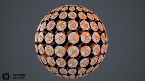 Sushi - Substance Designer