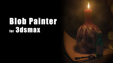 Blob Painter