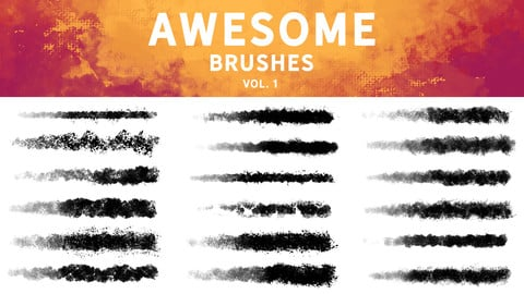 Awesome Brushes Vol 1
