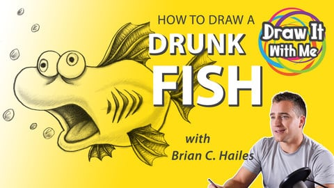 How to Draw a Drunk Fish
