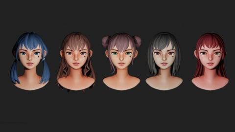 Cute Characters Stylized (CCAA)