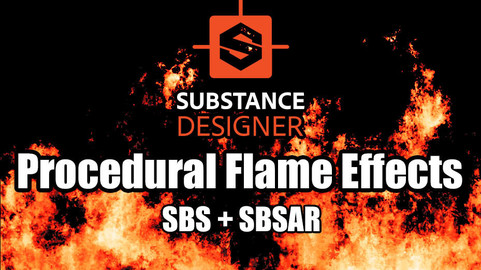 Procedual Flame Effects