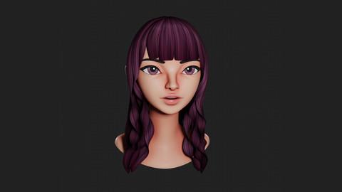 Cute Character CG