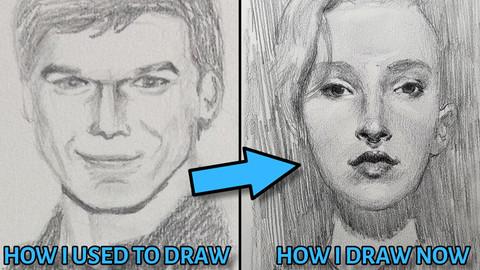 FREE Sketchbook Drawing Workshop