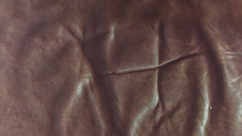 PBR Leather Couch 7