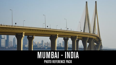Mumbai - Photo Reference Pack