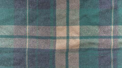 PBR Tartan Fabric 2