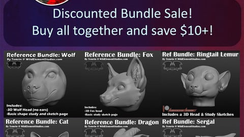 3D Reference Bundle: ALL (2017)