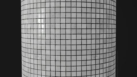 Old Marble Tile Material - Substance Designer
