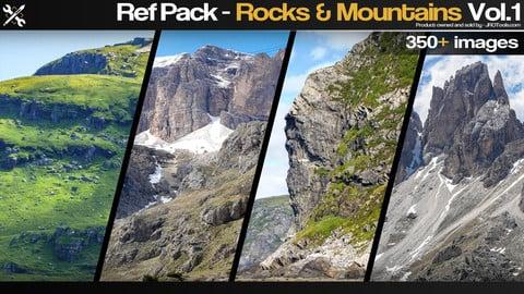 Ref Pack - Rocks & Mountains Vol.1