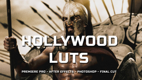 Hollywood LUTs - 300