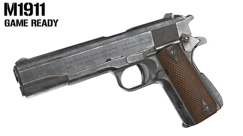 M1911 - Game Ready