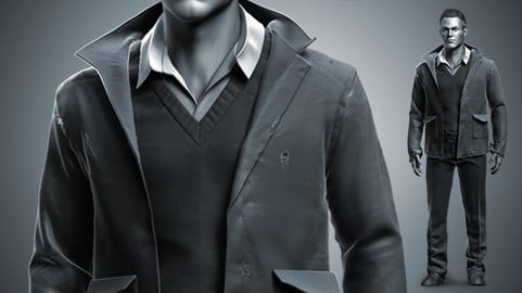 Realistic Clothing for Game Characters