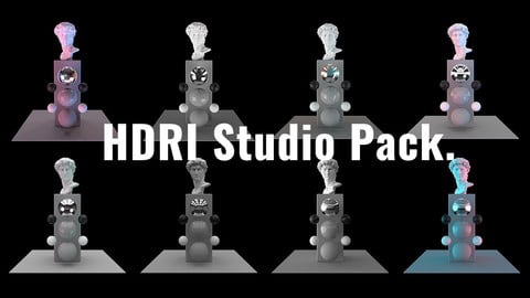 HDRI Studio Pack One