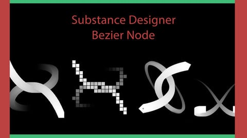 Substance Designer - Advanced Bezier Curve