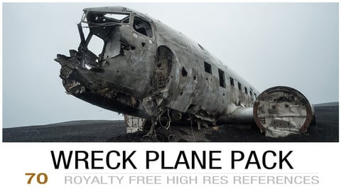 WRECK PLANE PACK
