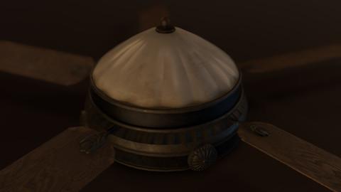 Old Ceiling Fan