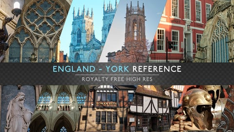 REFERENCE PACK - ENGLAND - YORK