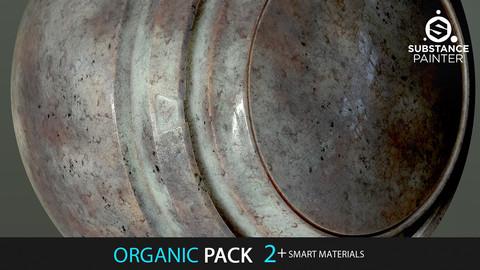 Organic Pack 2+ Smart Materials