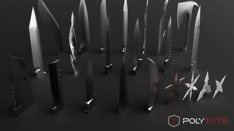 TACTICAL KNIVES VOL.1