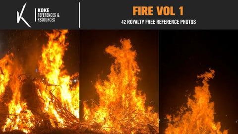 FIRE - VOL 1 - for FREE -